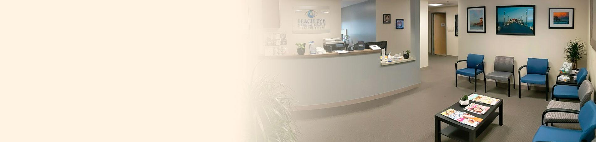 SERVICES. Beach Eye Medical Group